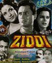 Ziddi Movie Poster