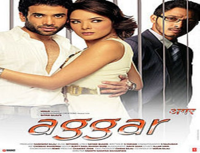 Aggar Movie Poster