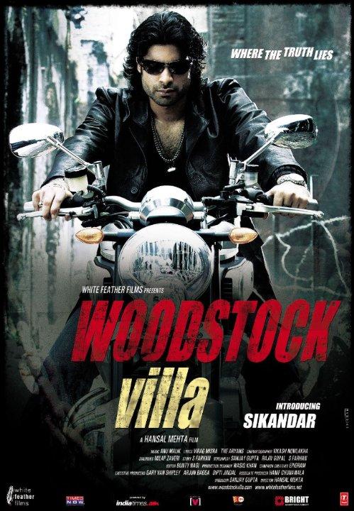 Woodstock Villa Movie Poster