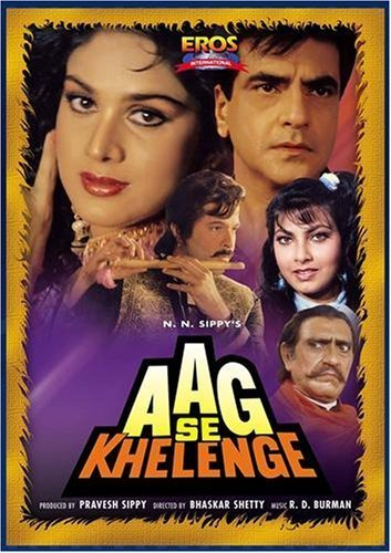 Aag Se Khelenge Movie Poster