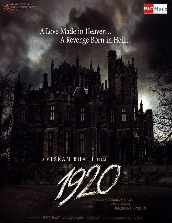 1920 Movie Poster