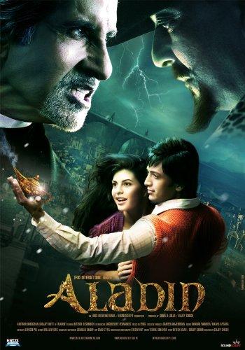 Aladin Movie Poster