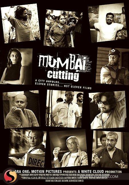 Mumbai Cutting Movie Poster