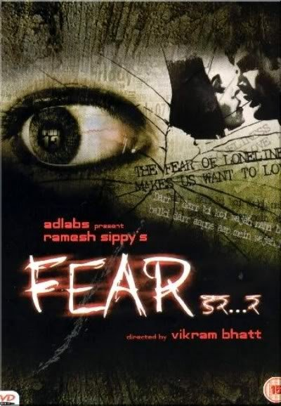 Fear Movie Poster