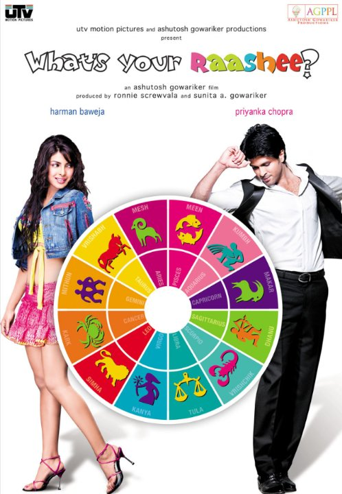 What's Your Raashee? Movie Poster