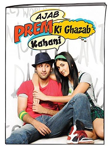 Ajab Prem Ki Ghazab Kahani Movie Poster