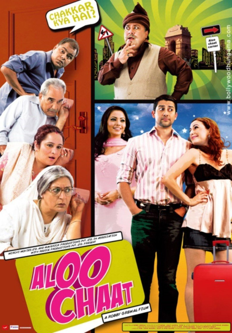 Aloo Chaat Movie Poster