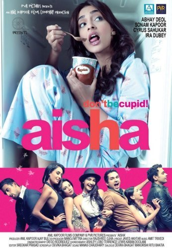 Aisha Movie Poster