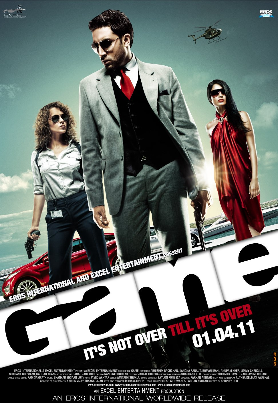 Game Movie Poster