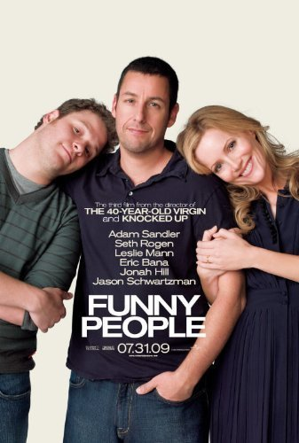 Funny People Movie Poster