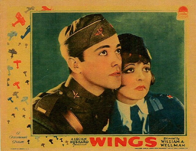 Wings Movie Poster