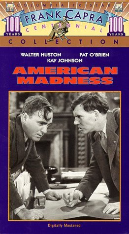 American Madness Movie Poster