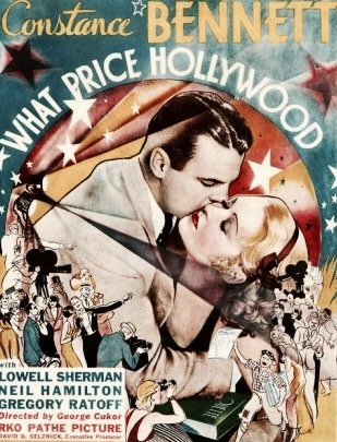 What Price Hollywood? Movie Poster
