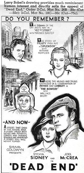 42nd Street Movie Poster