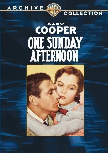 One Sunday Afternoon Movie Poster
