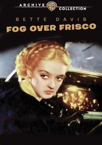 Fog Over Frisco Movie Poster