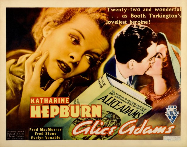 Alice Adams Movie Poster