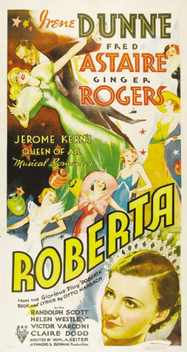 Roberta Movie Poster