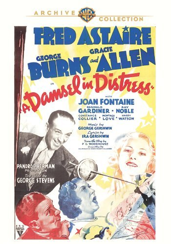 A Damsel in Distress Movie Poster