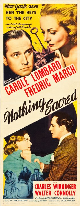 Nothing Sacred Movie Poster