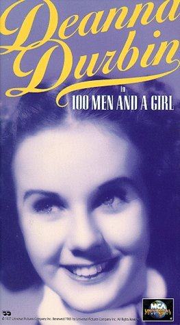 One Hundred Men and a Girl Movie Poster