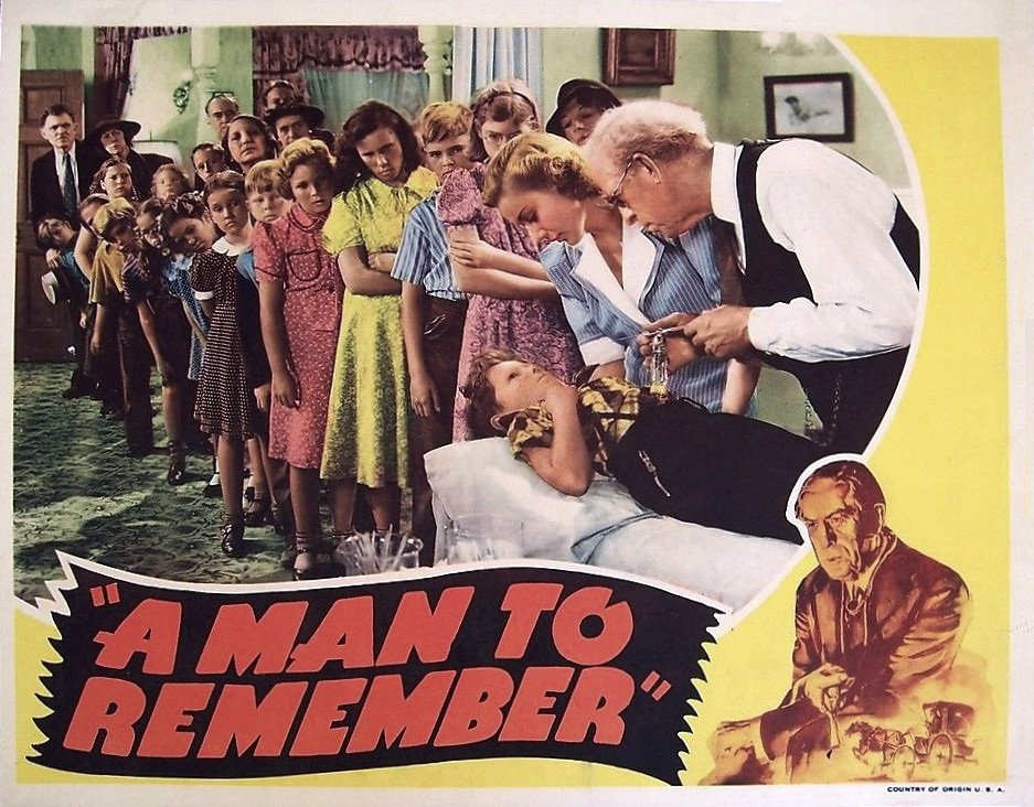 A Man to Remember Movie Poster