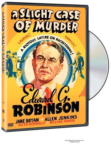 A Slight Case of Murder Movie Poster