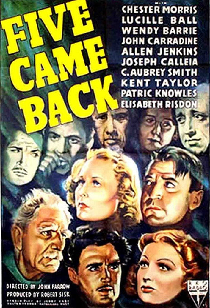 Five Came Back Movie Poster