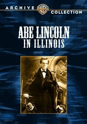 Abe Lincoln in Illinois Movie Poster