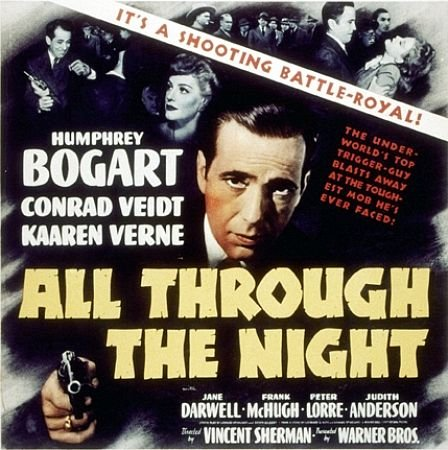All Through the Night Movie Poster