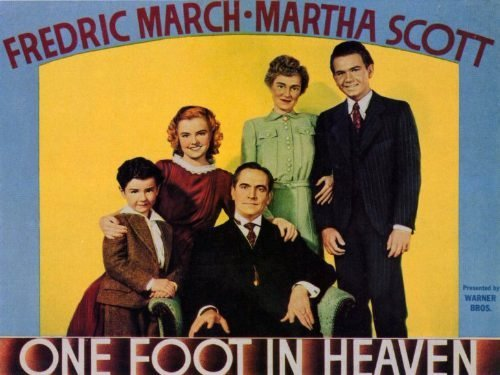 One Foot in Heaven Movie Poster