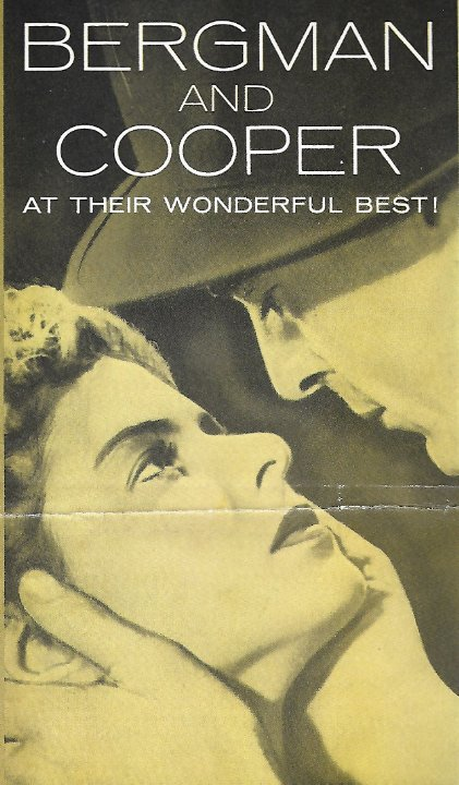 For Whom the Bell Tolls Movie Poster