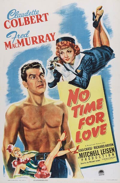 No Time for Love Movie Poster
