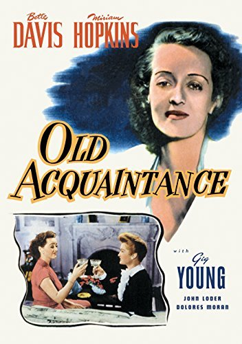 Old Acquaintance Movie Poster