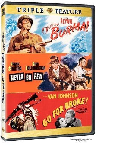 Objective, Burma! Movie Poster