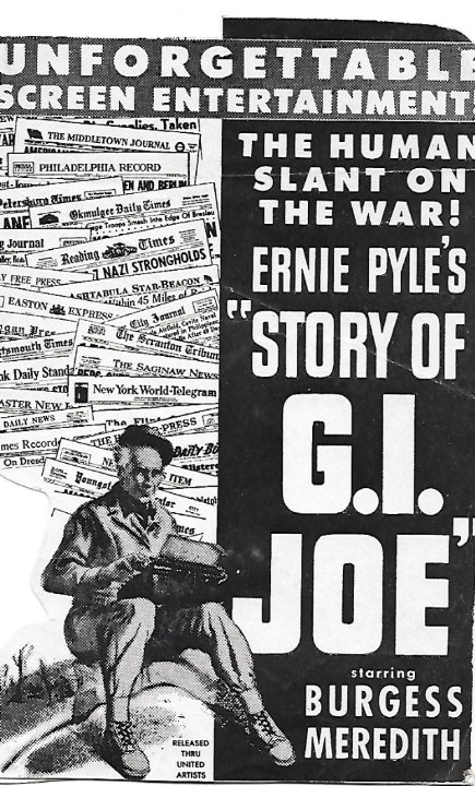 Story of G.I. Joe Movie Poster