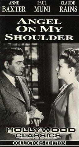 Angel on My Shoulder Movie Poster