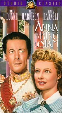 Anna and the King of Siam Movie Poster