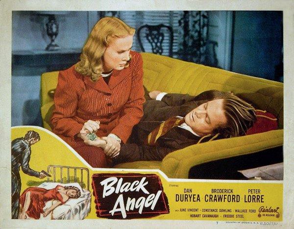 Black Angel Movie Poster