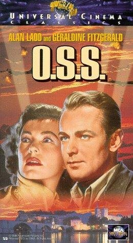 O.S.S. Movie Poster
