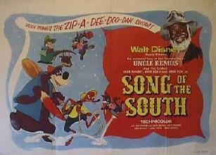 Song of the South Movie Poster