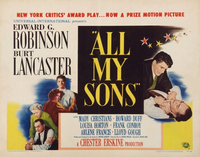 All My Sons Movie Poster