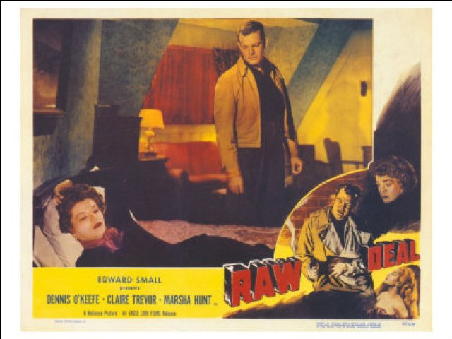 Raw Deal Movie Poster