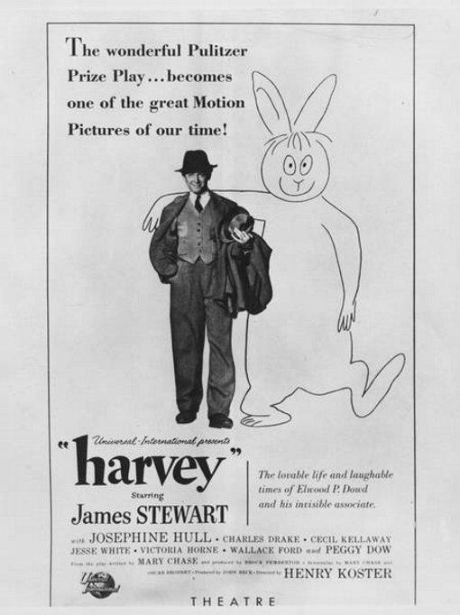Harvey Movie Poster