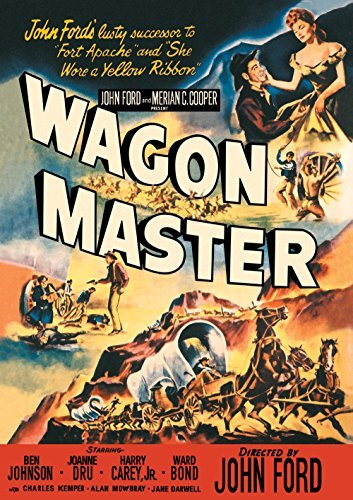 Wagon Master Movie Poster