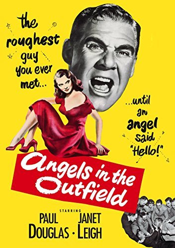 Angels in the Outfield Movie Poster
