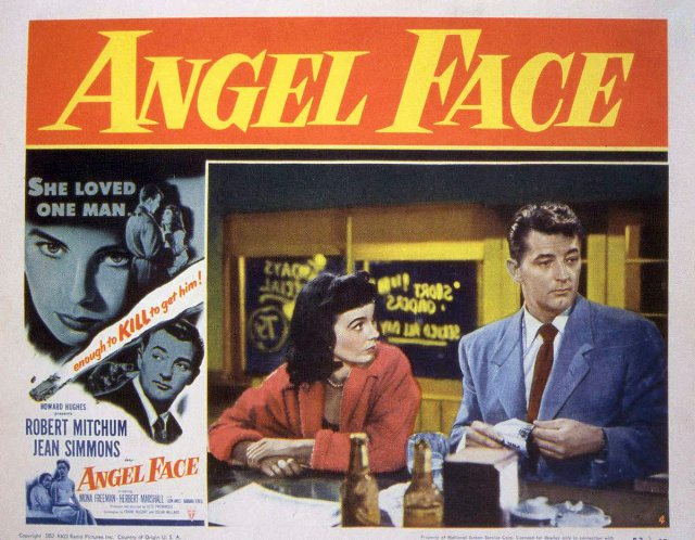 Angel Face Movie Poster