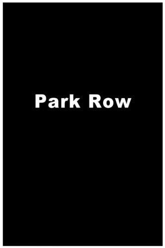 Park Row Movie Poster