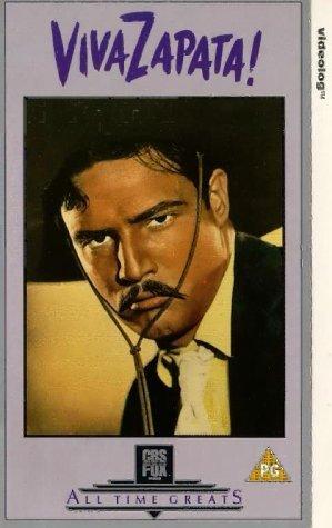 Viva Zapata! Movie Poster