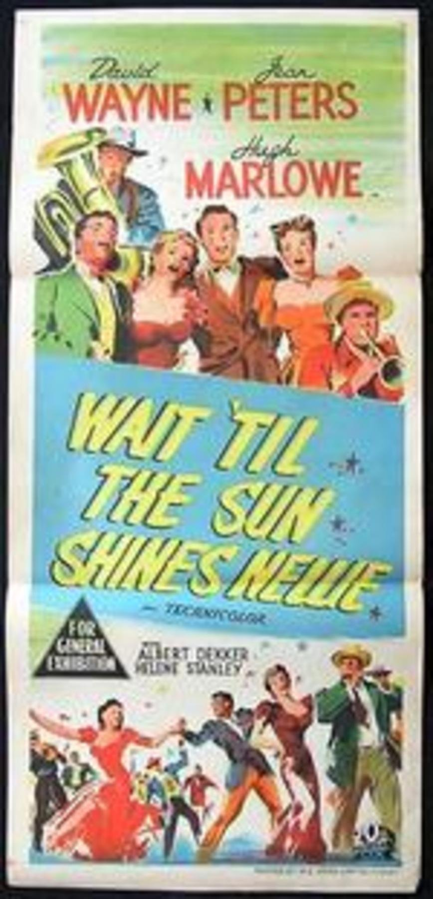Wait Till the Sun Shines, Nellie Movie Poster